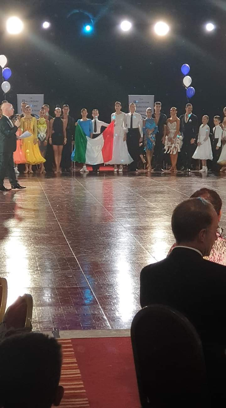 Mola di Bari alla International Championship