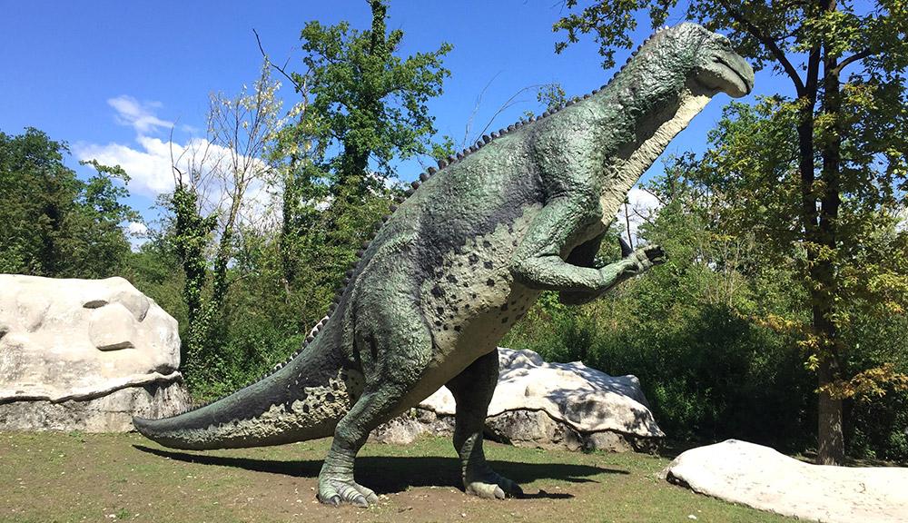 Altamura: impronte dei Dinosauri(La origini della Puglia spiegate ai bambini)