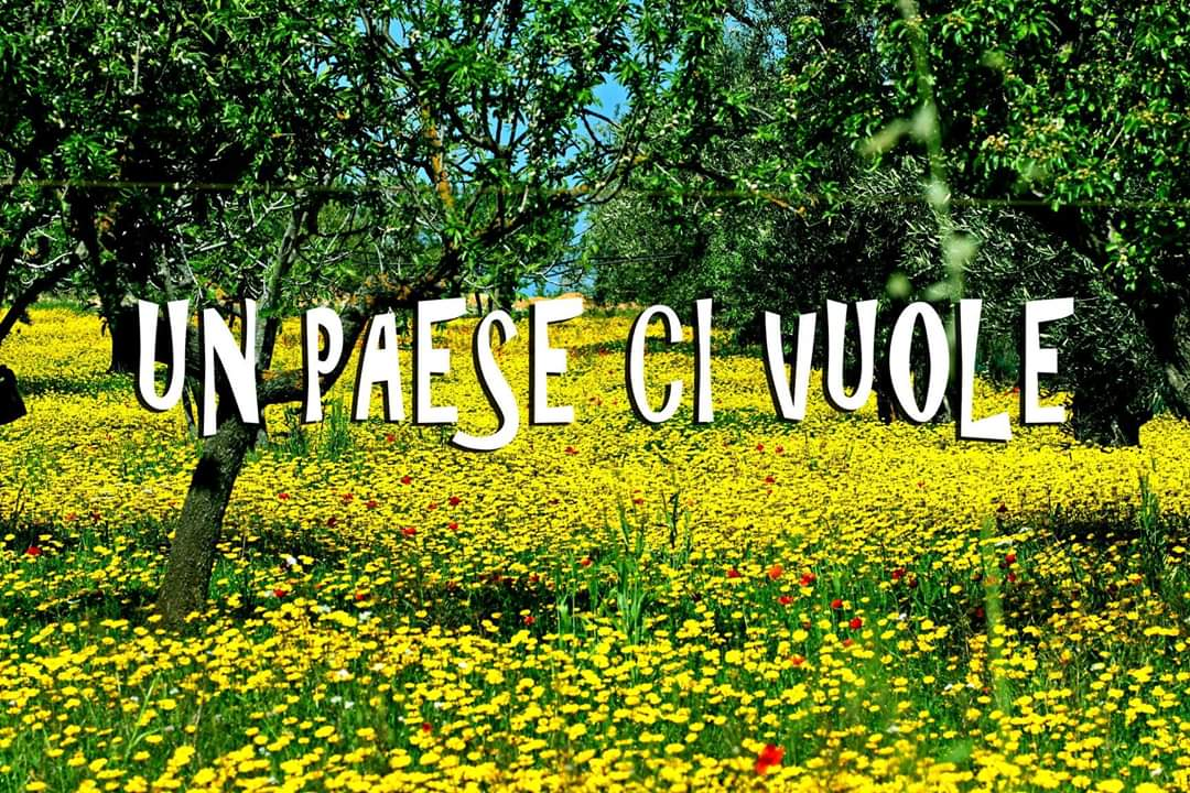 """Un paese ci vuole"" di Joe Pansa(https://gum.co/HbTji)"